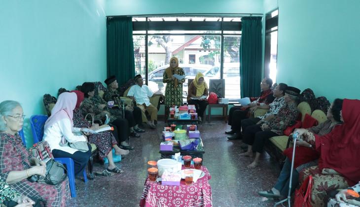 IKPTM Komisariat Yogyakarta Gelar Syawalan