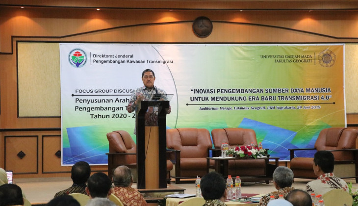 Pembangunan SDM Jadi Fokus Pembangunan Kawasan Transmigrasi