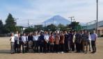 Guru SD Lereng Merapi Belajar Mitigasi Bencana Vulkanis di Jepang