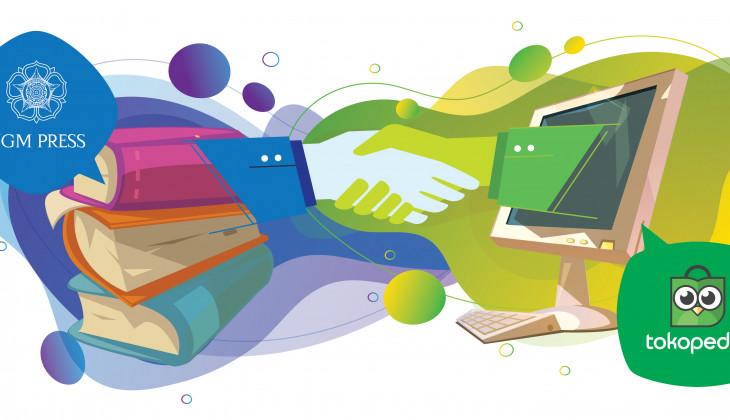 Kembangkan Bisnis, UGM Press Bekerja Sama dengan Tokopedia