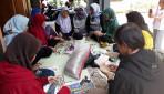 Coco Lurik, Cinderamata dari Limbah Sabut Kelapa Karya Mahaisswa UGM