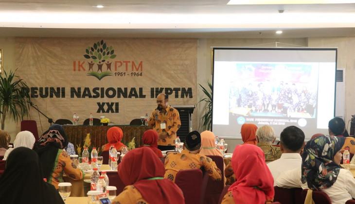 Upaya Mewariskan Roh PTM dalam Reuni IKPTM ke-21