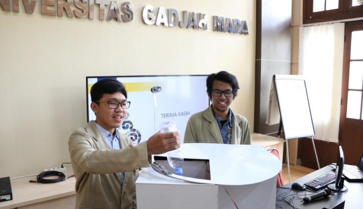 Gemilpah, Mesin Pemilah Sampah Otomatis Karya Mahasiswa UGM