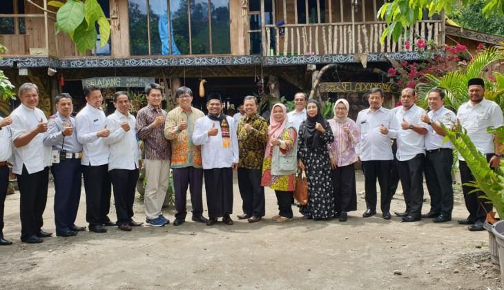 UGM Akan Dampingi Pembangunan Kabupaten Bener Meriah