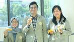 Mahasiswa UGM Olah Limbah Ceker Ayam Jadi Gel Obat Patah Tulang
