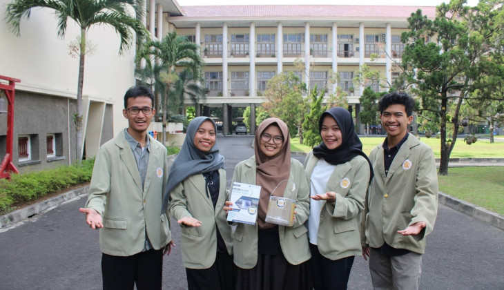 Fruit Fly Trap Innovation by UGM Students