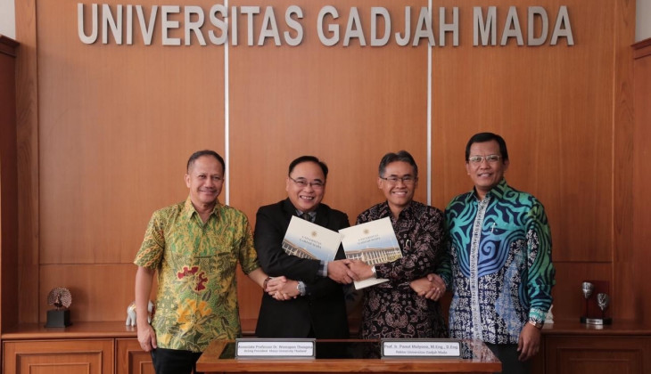 UGM Enhances Education and Research Collaboration with Maijo University