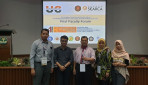 UGM Kirim Delegasi di SEARCA University Consortium di Filipina