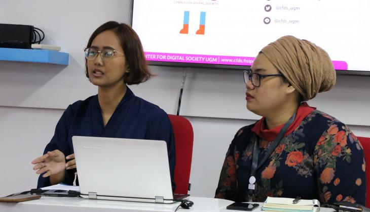 CfDS UGM Kaji Peluang Kementerian Bidang Digital di Indonesia