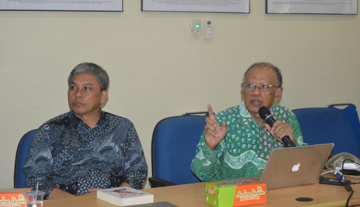 Pustral Diskusikan Pembangunan Infrastruktur Jalan tol Trans Jawa