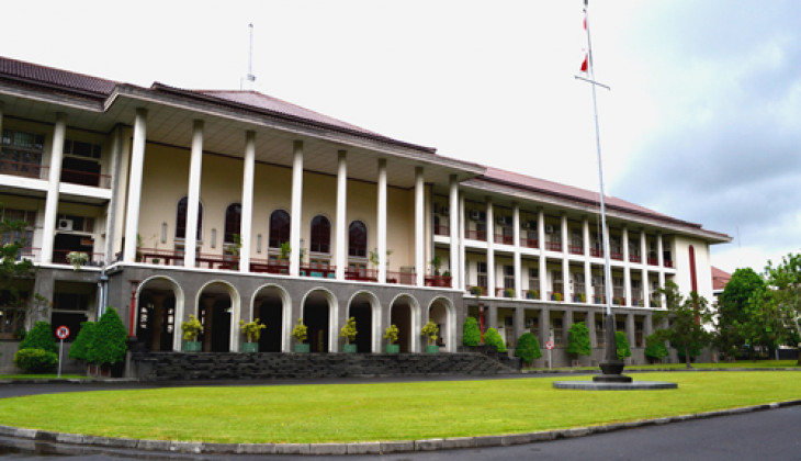 Gedung Pusat UGM, Simbol Bangunan Modern Pertama Buatan Indonesia