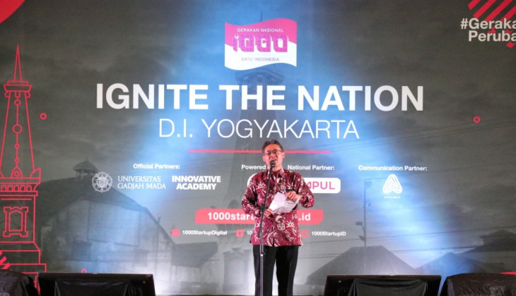 UGM-Kominfo Selenggarakan Ignite The Nation 2019