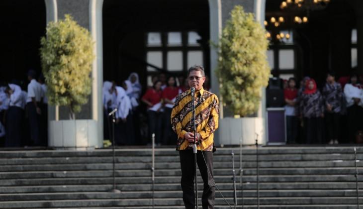 Menkominfo Rudiantara Ajak Masyarakat Lawan Hoaks