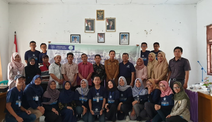 UGM Student Community Service Maintain Local Wisdom to Improve Regional Economy