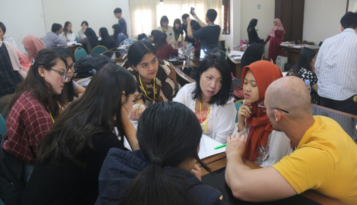 International Students Join Disaster Management Summer Course at UGM