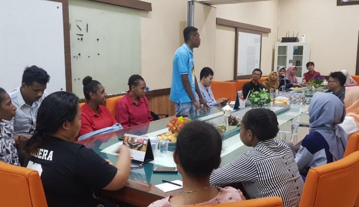 Gugus Tugas Papua UGM Menginisiasi Program Pendampingan bagi Mahasiswa Papua