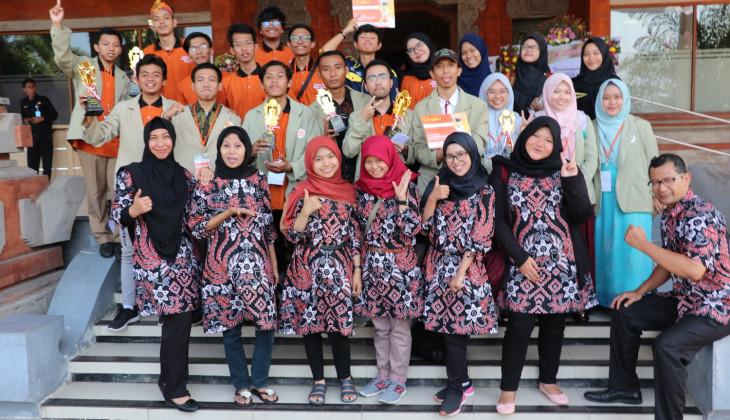 UGM Raih 6 Penghargaan  di Kompetisi PIMNAS ke-32 Non PKM