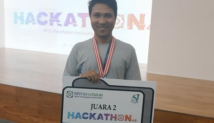 Dosen Sekolah Vokasi UGM Juara Hackathon BPJS Kesehatan