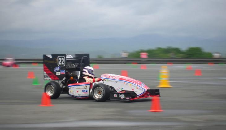 Tim Bimasakti Raih Beragam Gelar dalam Formula SAE Jepang