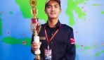 Mahasiswa UGM Juara Lomba Fotografi Bawah Air Kejurnas Selam 2019