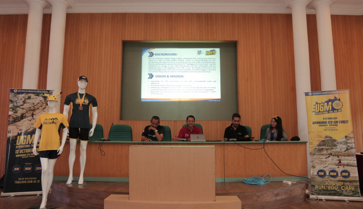UGM Gelar International Trail Run