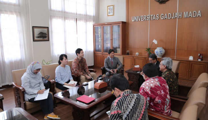 UGM and JICA to Collaborate in Developing Quality of Life in Yogyakarta
