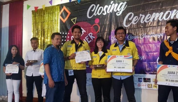 Mahasiswa Teknik Geologi UGM Menang Kompetisi Pemetaan 2019