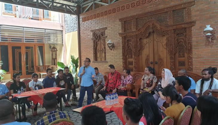 Jogja Aman dan Nyaman bagi Siswa dan Mahasiswa Papua