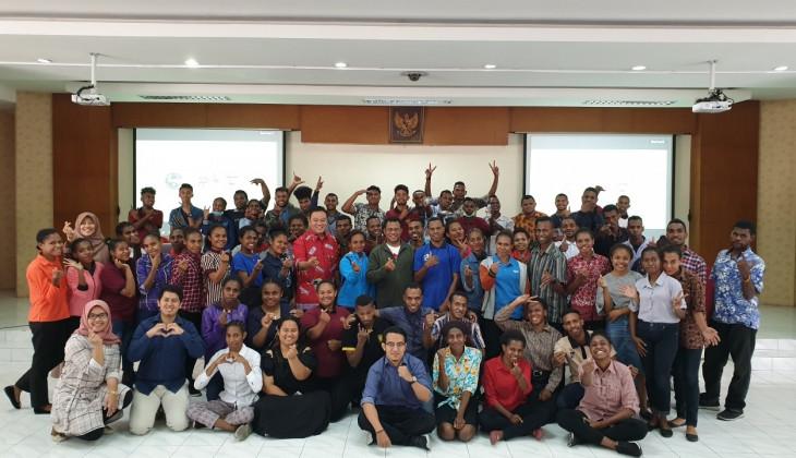 Bupati Mappi Ingatkan Mahasiswa di Jogja untuk Tetap Fokus Kuliah