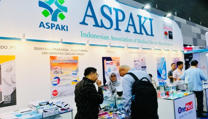 UGM Innovative Health Products in Medical Fair Thailand