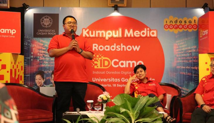 Roadshow IDCamp Digelar di UGM