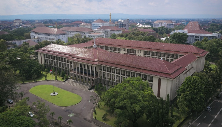 UGM Enters World Ranking According to Times Higher Education