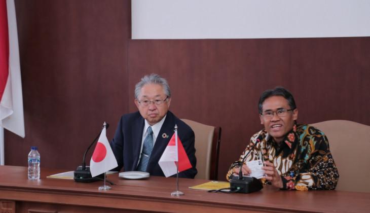 UGM dan Yamaguchi University Kerja Sama Riset dan Pertukaran Mahasiswa