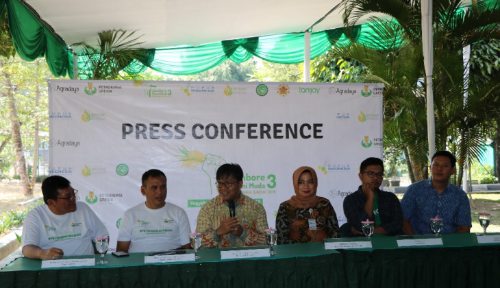Jambore Petani Muda Diharapkan Bisa Tarik Minat Generasi Milenial Geluti Pertanian
