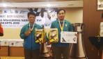 Atlet Catur UGM Sumbang 5 Medali dari POMNAS 2019