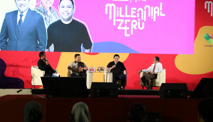 Generasi Milenial Harus jeli Manfaatkan Teknologi Digital