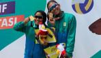 Atlet Voli Pantai dan Karate UGM Tambah Medali POMNAS 2019