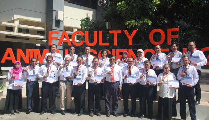 20 Dosen Peternakan UGM Raih Sertifikasi ASEAN Engineer