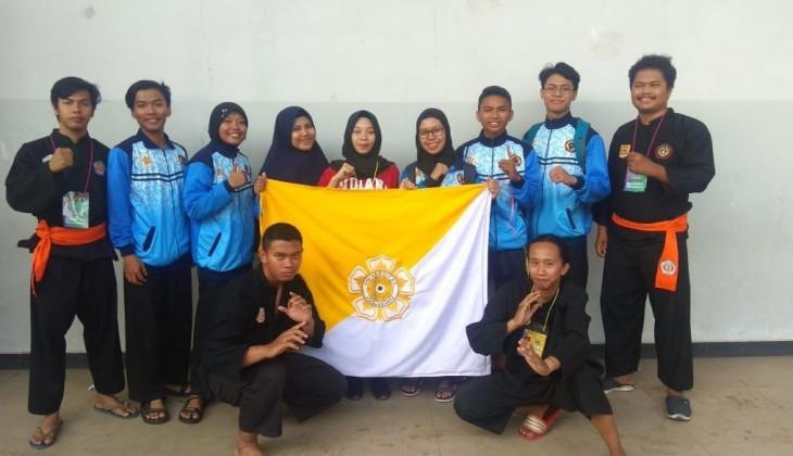 Silat UGM Raih 8 Medali di Bekasi Open Challenge 2019