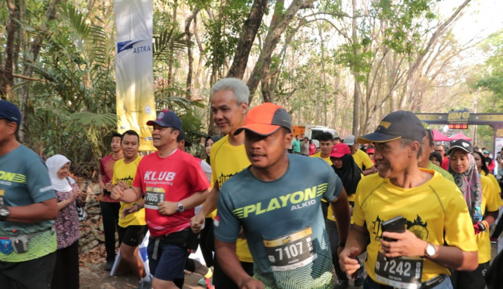 UGM-KAGAMA Sukses Selenggarakan UGM International Trail Run 2019