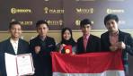 UGM Borong 6 Medali dari Ajang Internasional WINTEX 2019
