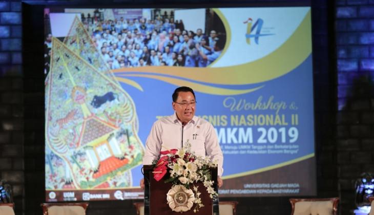 Menteri Desa dan PDT Dorong Perguruan Tinggi Berdayakan UMKM