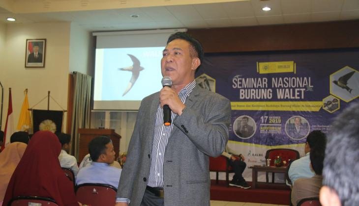 RI Eksportir Sarang Burung Walet Terbesar di Dunia