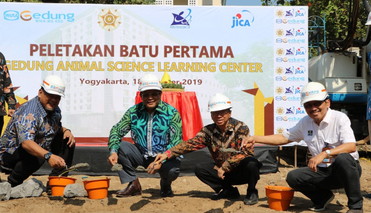 Fakultas Peternakan UGM Bangun Animal Science Learning Center