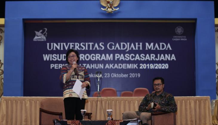 Alumni UGM Harus Punya Profesionalitas