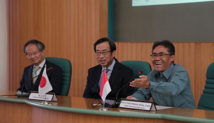 PSPD UGM dan ASEAN Nagoya Club Dorong Tata Kelola Perdagangan Inklusif Indonesia-Jepang
