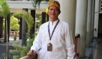 Selapan Hari Sekali, Civitas UGM Kenakan Baju Daerah
