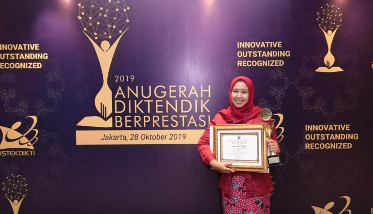 UGM Archivist is National Best Archivist 2019