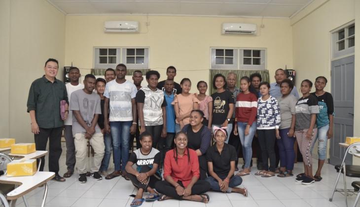 Gugus Tugas Papua UGM Kembali Dampingi Calon Mahasiswa dari Papua