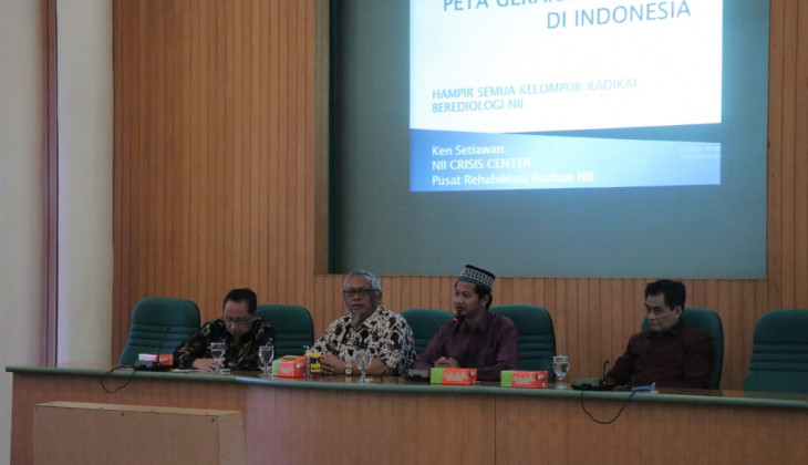 Examining Radicalism Movement in Indonesia